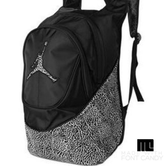 07404ebb63ee5f Jordan Backpack